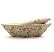 Boat Pestle and Mortar